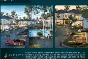 Jadeite Residence BSD City Private Cluster